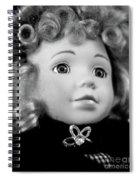 Doll 57 Spiral Notebook