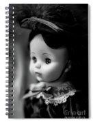 Doll 62 Spiral Notebook
