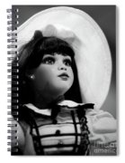 Doll 64 Spiral Notebook