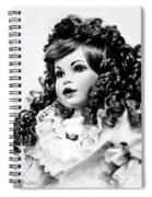 Doll 66 Spiral Notebook
