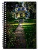 Doll House Spiral Notebook