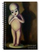 Dollie Spiral Notebook