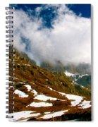 Dolomites 2 Spiral Notebook