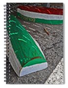 Dolores Spiral Notebook