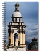 Domes Spiral Notebook