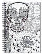 Domestic Violence Class Spiral Notebook