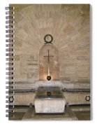 Dominican Republic Shrine Spiral Notebook