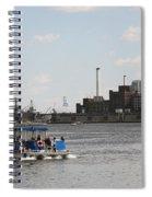 Domino Sugars Baltimore Spiral Notebook