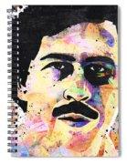 Don Pablo Spiral Notebook