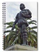 Don Pedro Menendez Spiral Notebook