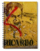 Don-ricardo Spiral Notebook