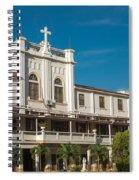 Don Rua - San Salvador Iv Spiral Notebook