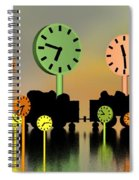 Don't Hurry Spiral Notebook