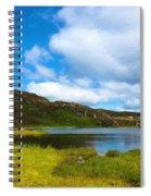 Donegal Landscape Spiral Notebook