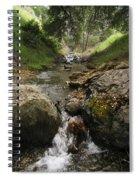 Donner Creek Spiral Notebook