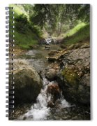 Donner Creek Spiral Notebook
