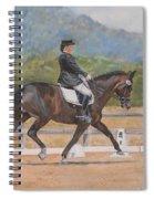 Donnerlittchen Spiral Notebook