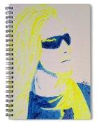 Donnie Miller Spiral Notebook