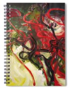 Don't Bother Me Spiral Notebook