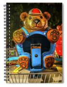 Don't Feed The Bears Spiral Notebook