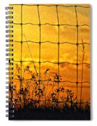 Don't Fence Me In  Spiral Notebook