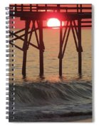Don't Let The Sun Go Down On Me  Spiral Notebook