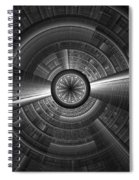 Don't Look Down Spiral Notebook