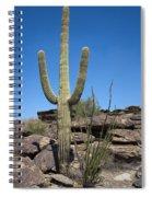 Dont Shoot I Surrender Spiral Notebook