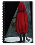 Don't Stray From The Path Spiral Notebook