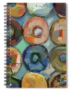 Donuts Galore Spiral Notebook