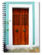 Door 51 Spiral Notebook