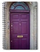 Door In Ireland 2 Spiral Notebook