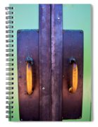 Door No. 3 Spiral Notebook