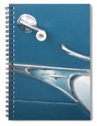 Door Parts Spiral Notebook