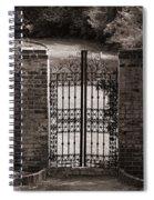 Door To Eternity Spiral Notebook