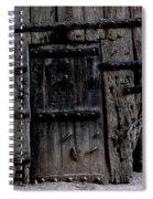 Door Within A Door Spiral Notebook
