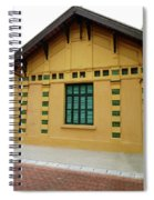 doors and windows Officialcolors Spiral Notebook