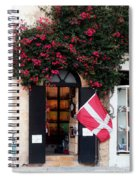 Doorway Malta Spiral Notebook