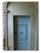 Doorway To My Heart Spiral Notebook