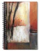 Doorway To Winter Spiral Notebook