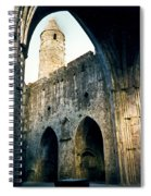 Doorways To The Cashel Castle Spiral Notebook