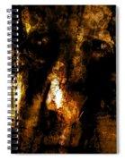 Dorian Gray Spiral Notebook