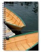 Dories Spiral Notebook