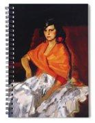 Dorita 1923 Spiral Notebook