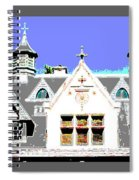 Dormers Design 4 Spiral Notebook