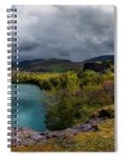 Dorothea Quarry Panorama Spiral Notebook