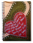 Dorothy Day Spiral Notebook