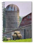 Dorset Street Barn Spiral Notebook