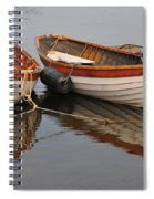 Dory Morning Reflection Spiral Notebook