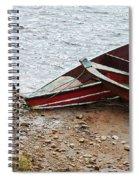 Dos Barcos Spiral Notebook